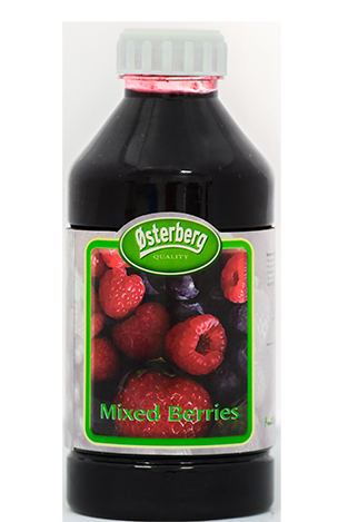 Mixed Berries crush